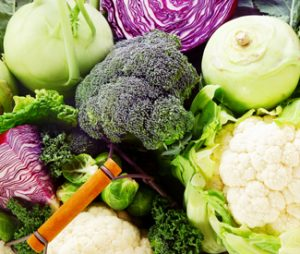 Crucuferous Vegetables