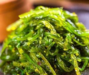 Sea vegetables