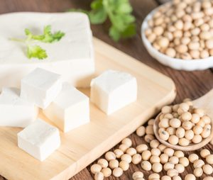 Soya beans & Tofu